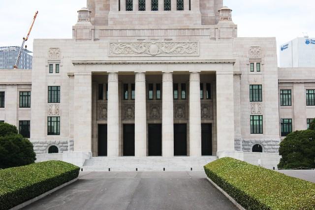 国会議事堂の画像