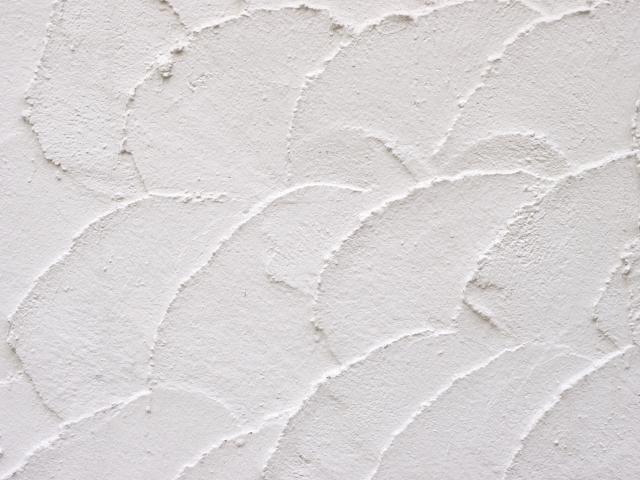 漆喰の塗り壁の画像