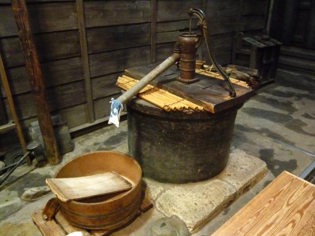 井戸の画像