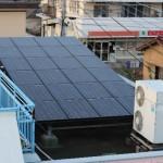 太陽光パネルと蓄電池(オフグリッド)で住宅を快適に!